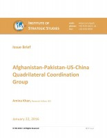 Afghanistan-Pakistan-US-China Quadrilateral Coordination Group