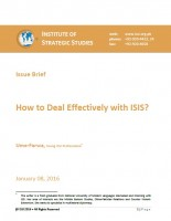 How to Deal Effectively with ISIS?