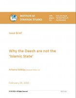Why the Daesh are not the 'Islamic State'