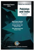 Pakistan and India Non-Proliferation Credentials