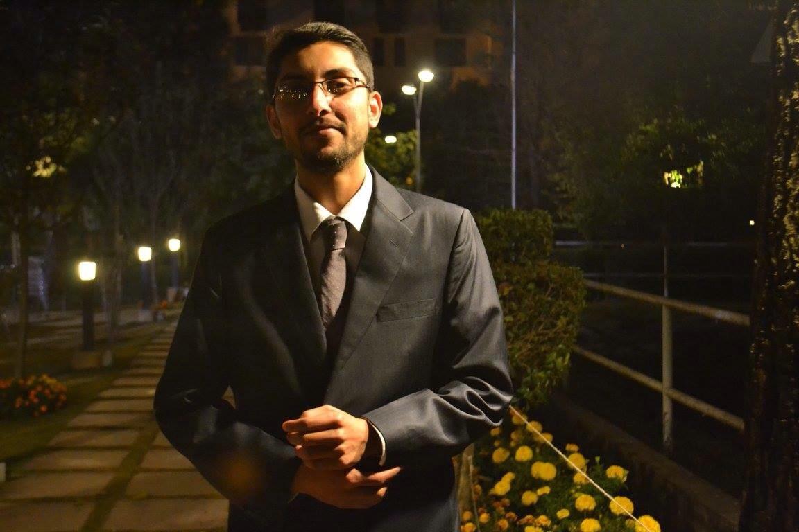 Mr. Muhammad Taimur Fahad Khan