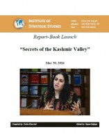 "Book Launch on ""Secrets of the Kashmir Valley"""