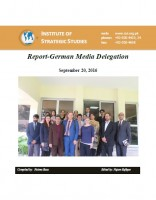 Report-German Media Delegation