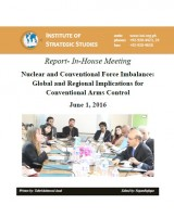 In-House Meeting on Nuclear and Conventional Force Imbalance: Global and Regional Implications for Conventional Arms Control
