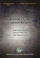 Pakistan's Export Control Regime