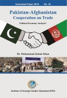 Pakistan-Afghanistan Cooperation on Trade