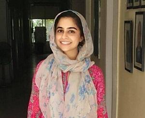 Ms. Arhama Siddiqa