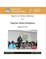 Report - In-House meeting with Nigerian Media Delegation