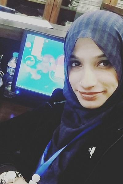 Ms. Aamna Rafiq