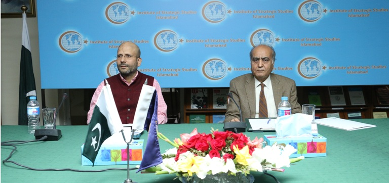 """March 9, 2018: Public Talk on """"Rising Extremism in India""""."""