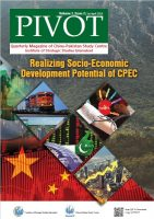 Realizing Socio-Economic Development Potential of CPEC