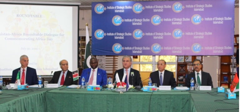 Pakistan-Africa Roundtable Dialogue for Commemorating Africa Day