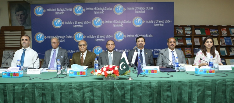 """Launch of the Book """"Nuclear Deterrence in South Asia New Technologies and Challenges to Sustainable Peace"""""""