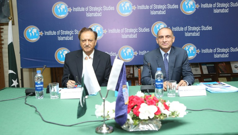 "Public Talk on ""Dynamics of Pakistan's Energy Security"""